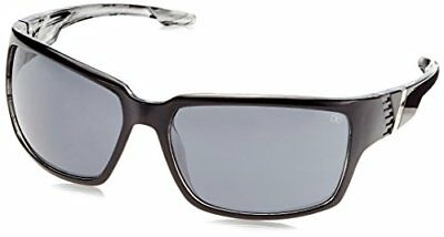 0469820552 OCCHIALI DA SOLE D.Franklin ROOSEVELT SHINY BLACK   BLACK POLARIZED ...