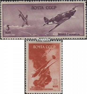 Soviet-Union 1014-1015 unmounted mint / never hinged 1946 Air