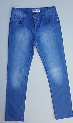 Womens Pre-Loved Near New  Glassons Slim Fit *jeans *size 10