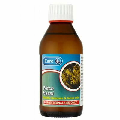 Care Witch Hazel Cleanses and Tones Skin 200ml 1 2 3 6 Packs