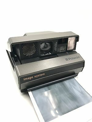Polaroid Image system Instand Camera, Using Image / spectra film tested Scuffy