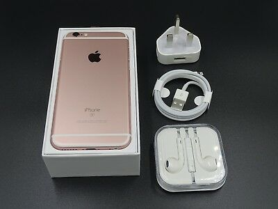 Apple iPhone 6s 16GB Rose Gold Unlocked - Grade A