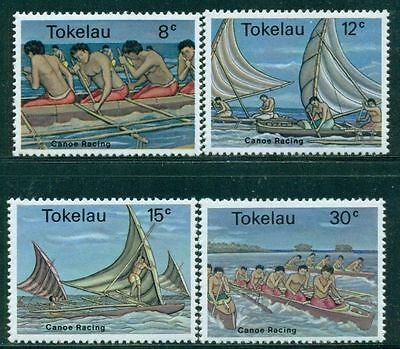 Tokelau 1978 Canoe Rowing  MNH