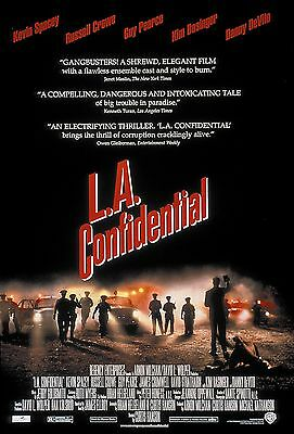 CONFIDENTIAL POSTER A4 A3 A2 A1 CINEMA MOVIE LARGE FORMAT ART DESIGN L.A