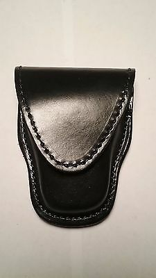 Strong Leather brand Handcuff case black new never used