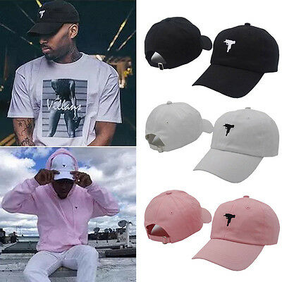 USA 2017 Uzi Gun Dad Hat Snapback Hat Fashion Strapback baseball cap hip hop Cap
