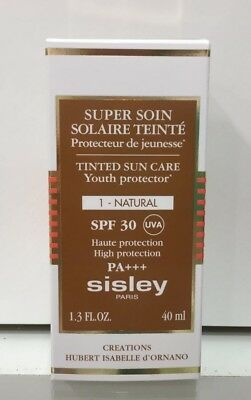 Neu Sisley Tinted Sun Care Youth Protector 1-Natural Spf 30 ,40 Ml