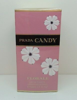 Neu Prada Candy Florale Eau De Toilette 50 Ml Spray.