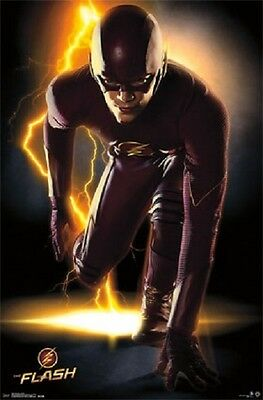 The Flash Portrait POSTER (57x87cm) Picture Print New Art