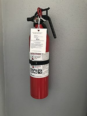 Kidde safety Fire Extinguisher Fa110 Multi Purpose 1a10bc 466142 3 Lb Pack Use