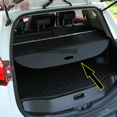 NEW Rear Trunk Shade Black Cargo Cover For Audi Q3 2014 2015