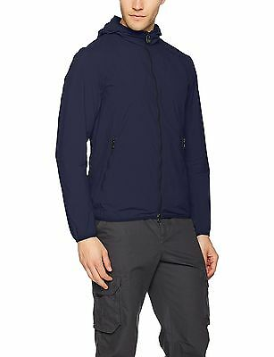 (TG. 48) Colmar 1810, Giacca Uomo, Navy Blue/Cookie, 48 (b5T)