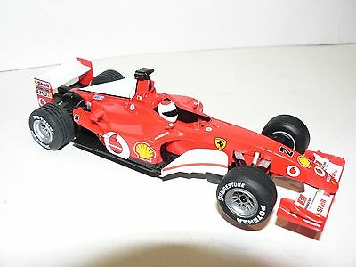 Carrera Evolution 25707 Ferrari F2002 Formula 1 No. 2 NEW