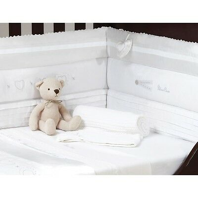 Silver Cross Handmade With Love Luxury Cot/Cotbed Bumper