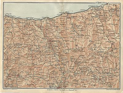 Carta geografica antica sicilia orientale pantelleria tci 1919 old carta geografica antica sicilia caronie messina tci 1919 antique map altavistaventures Choice Image