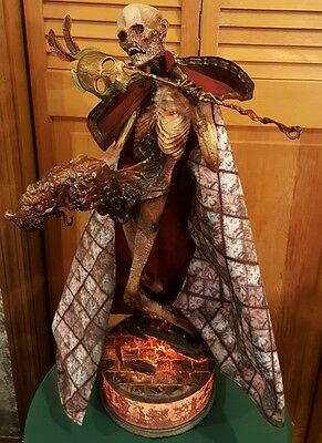 Red Death 1:4 Figure by Sideshow Collectibles -Court of the Dead.  XM Prime 1