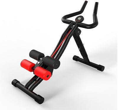 Abdominal Crunch Fitness Workout Trainer Exercise Machine