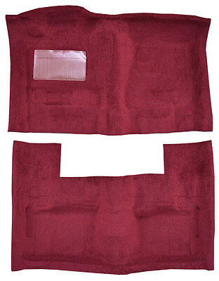 1974-1977 Plymouth Gran Fury 2 Door Automatic Cutpile Replacement Carpet Kit