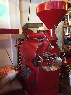 Petroncini 35k commercial coffee roaster
