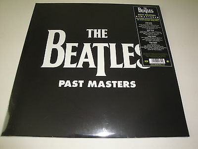 The Beatles: Past Masters Vol. 1 & 2 Vinyl 2 LP remastered