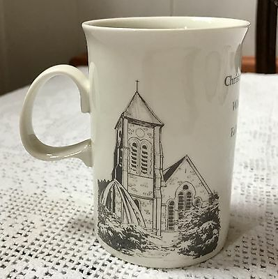 Dunoon Stoneware Mug Produced Exclusively for Falkland Islands Trading Co Ltd.