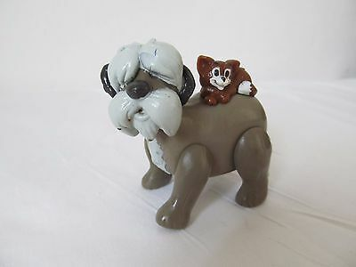 Disney Lady and The Tramp 2 Scamp Figure/ Cake Topper