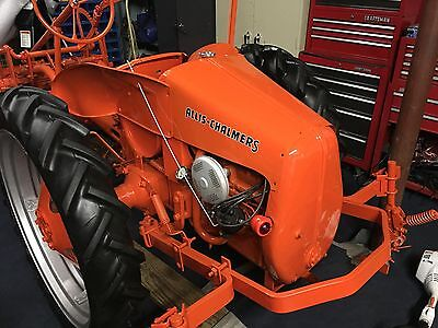 Allis-Chalmers Model G Cultivating Tractor