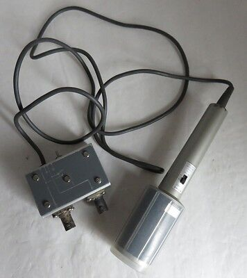 Vintage Sony F-99S Stereo Dynamic Microphone With Switch              (Inv13380)
