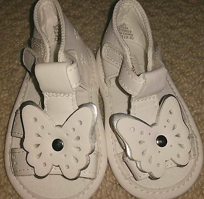 BRAND NEW MONSOON Baby girl shoes 6-12MONTHS