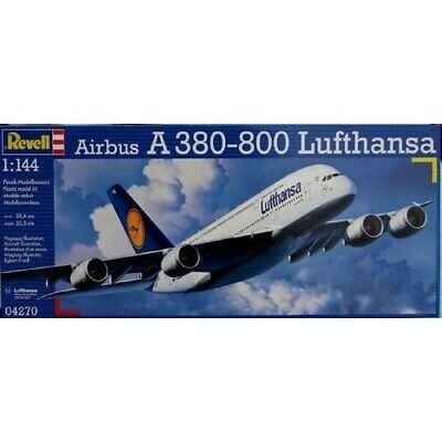 Revell Airbus A380 'Lufthansa' (95-04270)