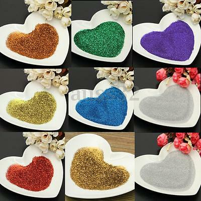 11 Colors PET Metal Flake Auto Car Paint Additive Max Temperature Range 170℃
