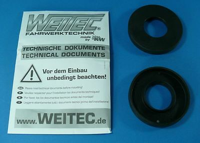 rear Spring spacers rear 0 5/8in for Opel Astra F all