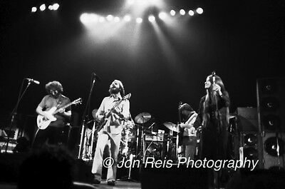 Grateful Dead photo from Cornell 5/8/77.10x15 inches, signed,