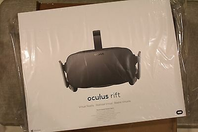 *NEW* Oculus Rift VR Virtual Reality Headset CV1 - In Hand - Worldwide shipping