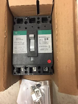 NEW GE General Electric Circuit Breaker 50 Amp 600 Volt TED136050