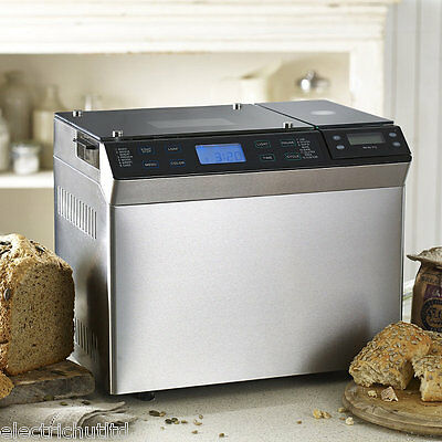 Bread Maker Plus & Weighing Scales (2 Sized Loaf Setting & Delay Start) RRP £130