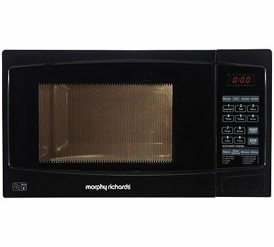 Morphy Richards ES823ENN Combi Microwave Small Size Fool You As This  Black