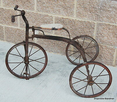 Antique Tricycle Late 1800s