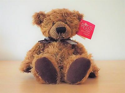 "12"" Tall (Standing) RUSS Bear COLBY, with tags"