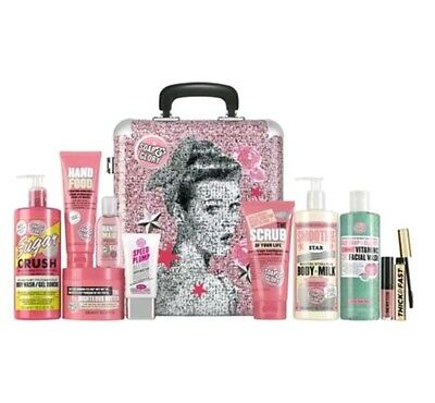 BNWT Soap And Glory The Whole Glam Lot Large Gift Set, Limited Edition - RRP £60