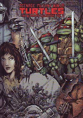 Teenage Mutant Ninja Turtles The Ultimate Collection Vol 1 Hardcover IDW Mirage