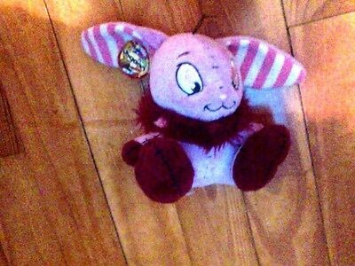 2006 Neopets Plushie Cybunny Plush Stuffed Toy