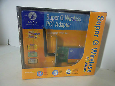 BWI715 SUPER G WIRELESS DRIVERS FOR WINDOWS XP
