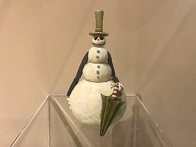 Disney Harmony Kingdom Figurine New A Winter Chill Nightmare Before Christmas