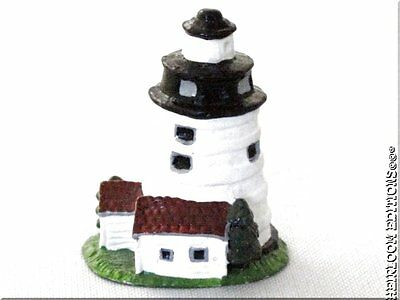 New England Lighthouse Thimble