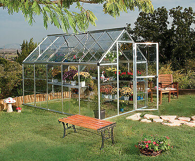 Greenhouse  6′ x 10′ RRP- $1299 Sale - $1030 Inc free Shipping Australia Wide