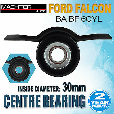 Genuine Machter Tail-Shaft Centre Bearing Ford Falcon BA BF 6cyl XR6 XT 30mm ID