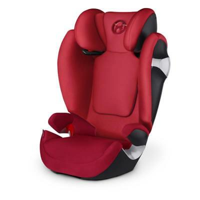 Cybex Kindersitz SOLUTION M Design Infra Red // NEU
