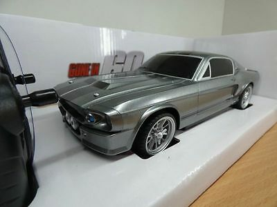 RC RADIO COMMANDE FORD MUSTANG Shelby ELEANOR 1/18