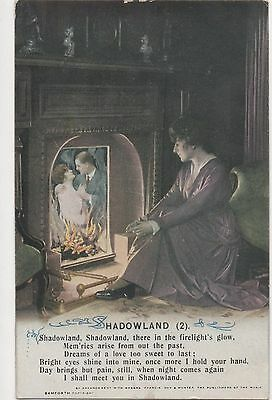 POSTCARD  SONG CARDS  Hadowland (2)